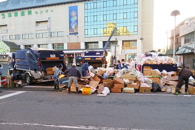 廃棄物処分・リサイクル事業